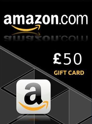 Amazon Gift Card 50 GBP Amazon UNITED KINGDOM - 1