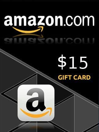 Amazon Gift Card NORTH AMERICA 15 USD Amazon - 1