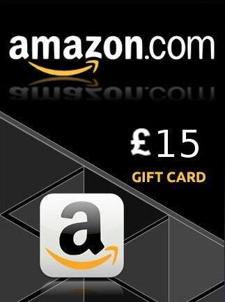 Amazon Gift Card UNITED KINGDOM 15 GBP Amazon - 1