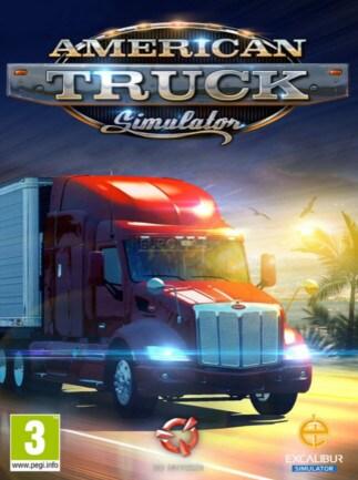 American Truck Simulator Steam Key GLOBAL - 1