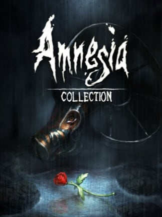 Amnesia Collection Steam Key GLOBAL - 1