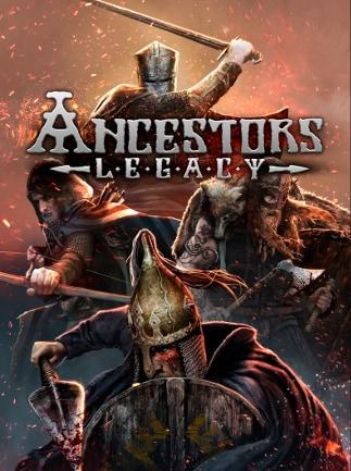 Ancestors Legacy Steam Key GLOBAL - 1