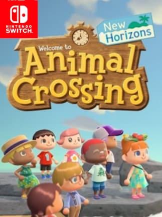 Animal Crossing: New Horizons (Nintendo Switch) - Nintendo Key - NORTH AMERICA - 1
