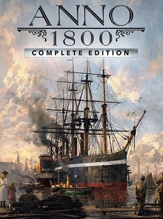 Anno 1800 | Complete Edition - Ubisoft Connect Key - EUROPE - 1