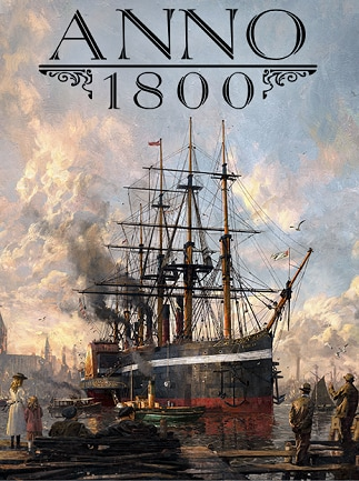 Anno 1800 (PC) - Ubisoft Connect Key - GLOBAL - 1