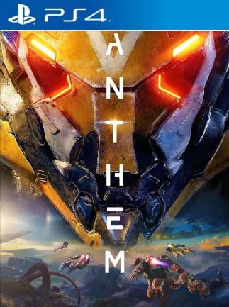 Anthem PSN Key PS4 UNITED STATES - 1