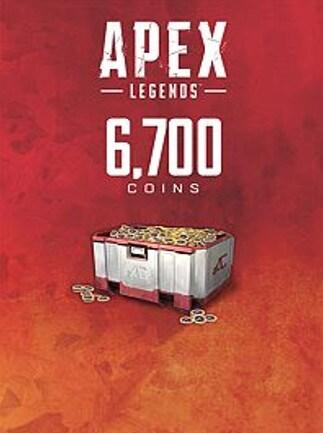 Apex Legends - Apex Coins Origin 6700 Points GLOBAL - 1