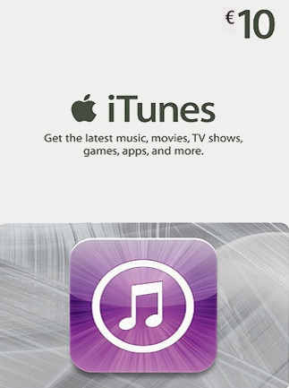 Apple iTunes Gift Card 10 EUR iTunes GERMANY - 1
