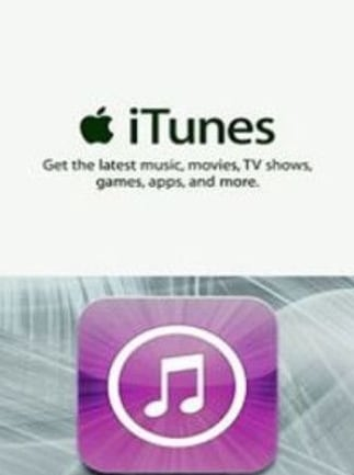 Apple iTunes Gift Card 40 USD iTunes NORTH AMERICA - 1