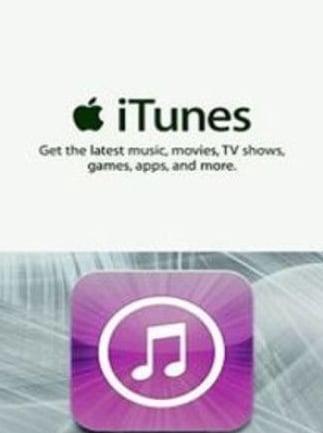 Apple iTunes Gift Card 50 USD iTunes NORTH AMERICA - 1