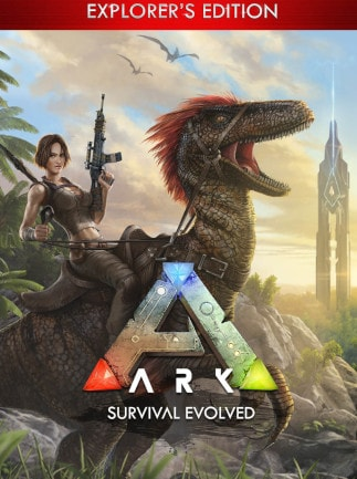 ARK: Survival Evolved Explorer's Edition (PC) - Steam Key - GLOBAL - 1