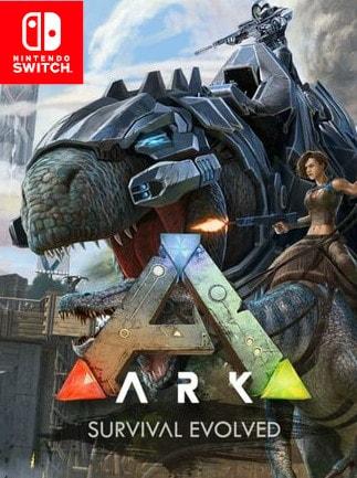 ARK: Survival Evolved (Nintendo Switch) - Nintendo Key - EUROPE - 1