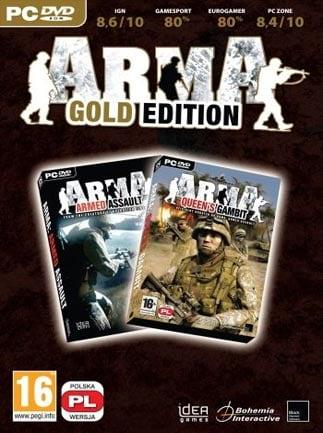 Arma: Gold Edition Steam Key GLOBAL - 1