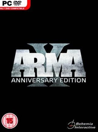 ARMA X: Anniversary Edition Steam Gift EUROPE - 1