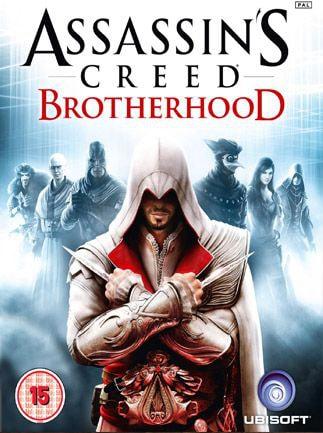 Assassin's Creed: Brotherhood Ubisoft Connect Key GLOBAL - 1