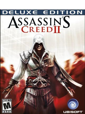 Assassin's Creed II Deluxe Edition Steam Key GLOBAL - 1