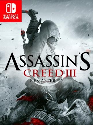 Assassin's Creed III: Remastered (Nintendo Switch) - Nintendo Key - UNITED STATES - 1