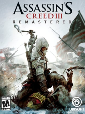 Assassin's Creed III: Remastered Steam Gift PC GLOBAL - 1