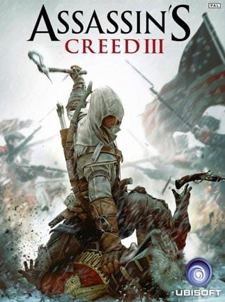 Assassin's Creed III Ubisoft Connect Key GLOBAL - 1