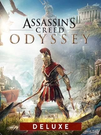 Assassin's Creed Odyssey   Deluxe Edition (PC) - Ubisoft Connect Key - EUROPE - 1