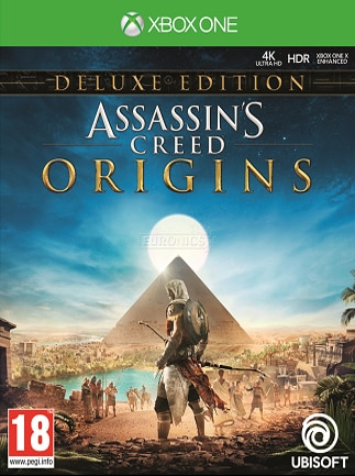 Assassin's Creed Origins Deluxe Edition Xbox Live Key Xbox One GLOBAL - 1