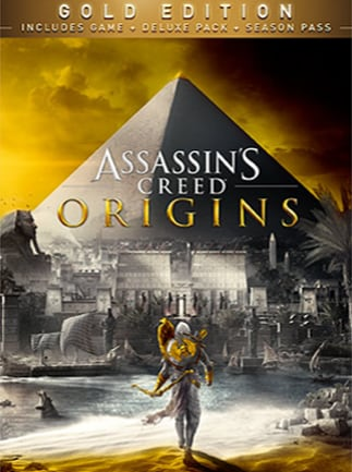 Assassin's Creed Origins   Gold Edition (PC) - Ubisoft Connect Key - NORTH AMERICA - 1