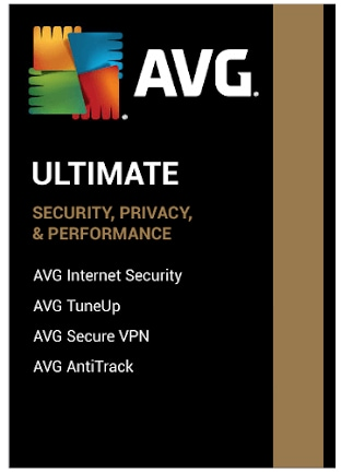 AVG Ultimate Multi-Device (10 Devices, 1 Year) - AVG PC, Android, Mac, iOS - Key GLOBAL - 1