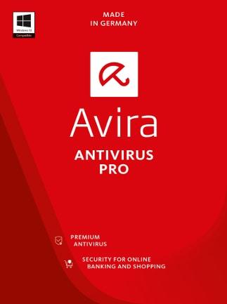Avira Antivirus Pro 1 User 2 Years Avira Key GLOBAL - 1