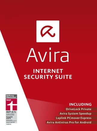 Avira Internet Security Suite 1 Device 1 Year PC Key GLOBAL - 1