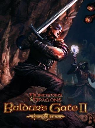 Baldur's Gate II: Enhanced Edition Steam Key GLOBAL - 1