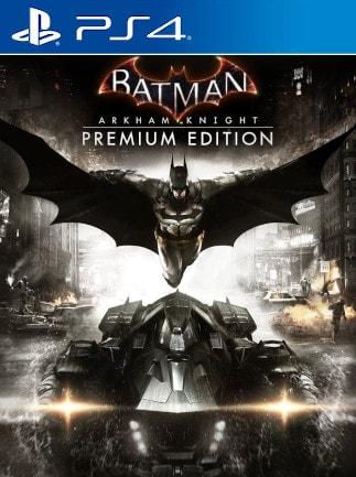 Batman: Arkham Knight | Premium Edition (PS4) - PSN Key - EUROPE - 1