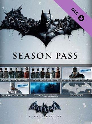 Batman: Arkham Origins - Season Pass (PC) - Steam Key - GLOBAL - 2