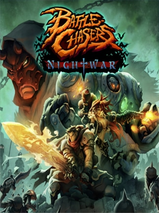 Battle Chasers: Nightwar Steam Key PC GLOBAL - 1