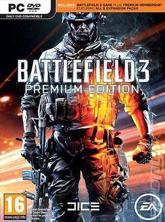 Battlefield 3 Premium Edition Origin Key GLOBAL - 1