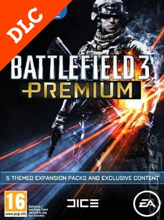 Battlefield 3 Premium Origin Key GLOBAL - 1