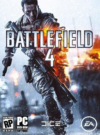 Battlefield 4 (ENGLISH ONLY) PC Origin Key GLOBAL - 1
