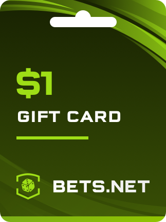 Bets.net GLOBAL Code 1 USD - 1