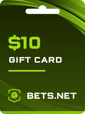 Bets.net GLOBAL Code 10 USD - 1