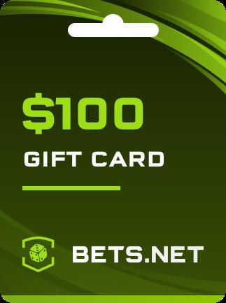 Bets.net GLOBAL Code 100 USD - 1