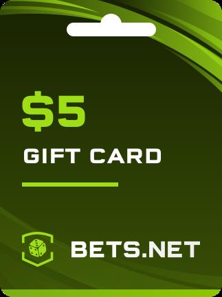 Bets.net GLOBAL Code 5 USD - 1