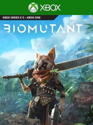 Biomutant (Xbox One) - Xbox Live Key - UNITED STATES - 1