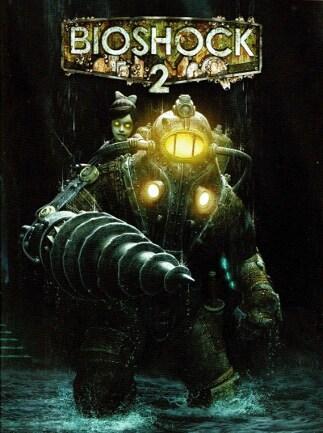 BioShock 2 Remastered Steam Key GLOBAL - 1