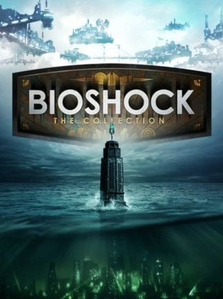 BioShock: The Collection (PC) - Steam Key - GLOBAL - 1