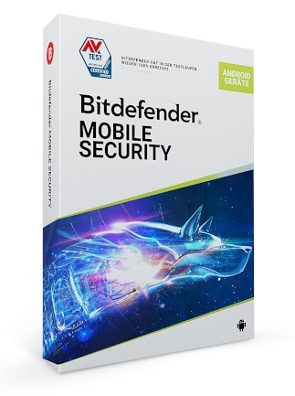 Bitdefender Mobile Security for Android 1 Device, 1 Year - Bitdefender Key - (D-A-CH) - 1
