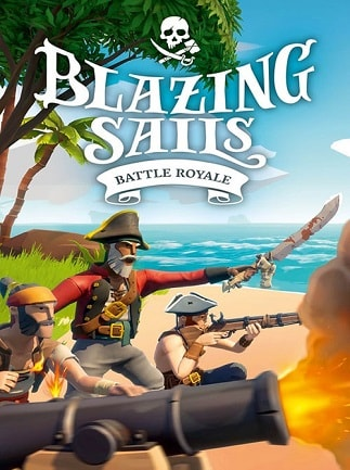 Blazing Sails: Pirate Battle Royale (PC) - Steam Gift - GLOBAL - 1