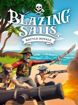 Blazing Sails: Pirate Battle Royale (PC) - Steam Key - RU/CIS - 1