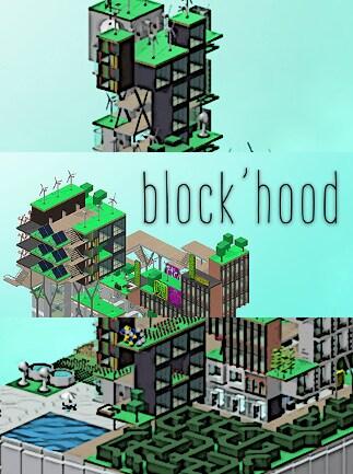 Block'hood Steam Gift EUROPE - 1