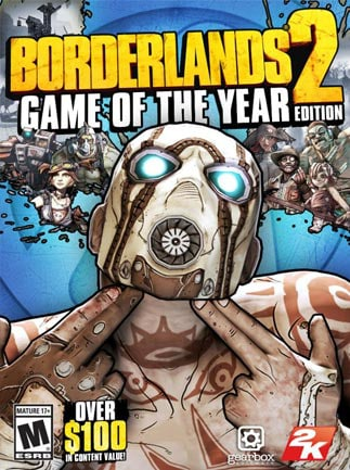 Borderlands 2 GOTY Steam Key GLOBAL - 1