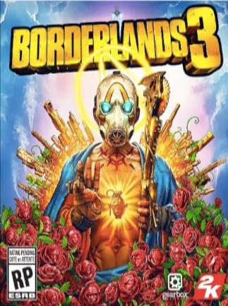Borderlands 3 Standard Edition Xbox Live Xbox One Key GLOBAL - 1