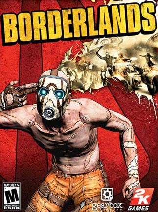 Borderlands GOTY Enhanced GOTY Enhanced Steam Key GLOBAL - 1
